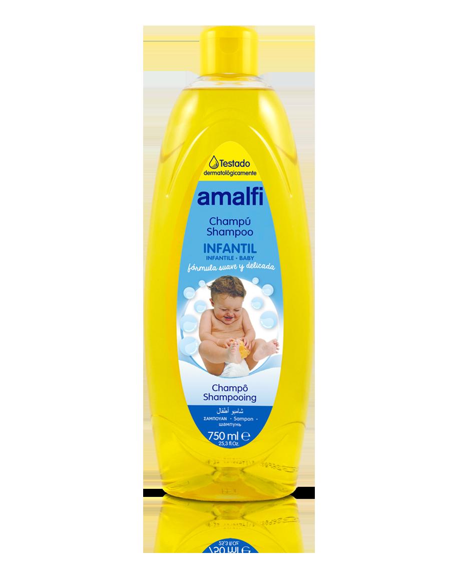 Baby shampoo - Quimi Romar