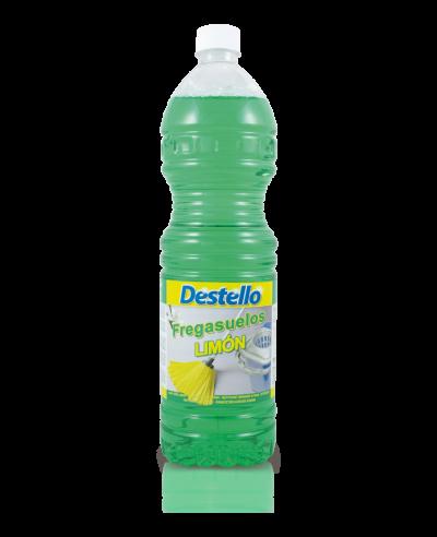 Fregasuelos limón