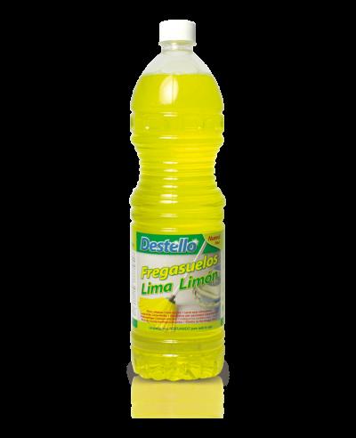 Fregasuelos lima-limón