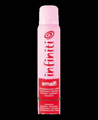Desodorante body spray infiniti for women