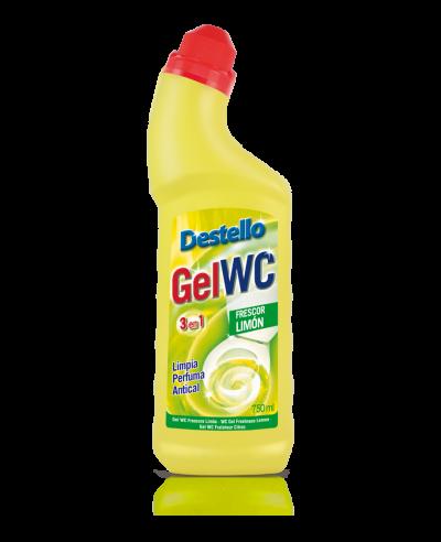 Gel wc frescor limón