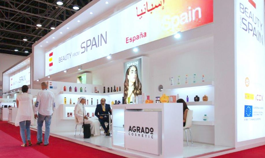 GRUPO ROMAR presente en Beautyworld Middle Eas
