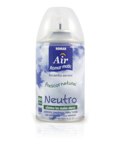 Recambio aerosol automático neutro
