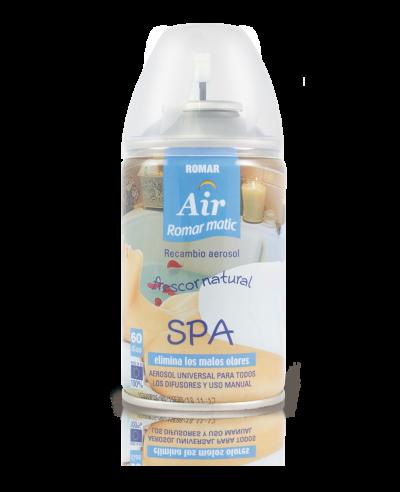 Recambio aerosol automático spa