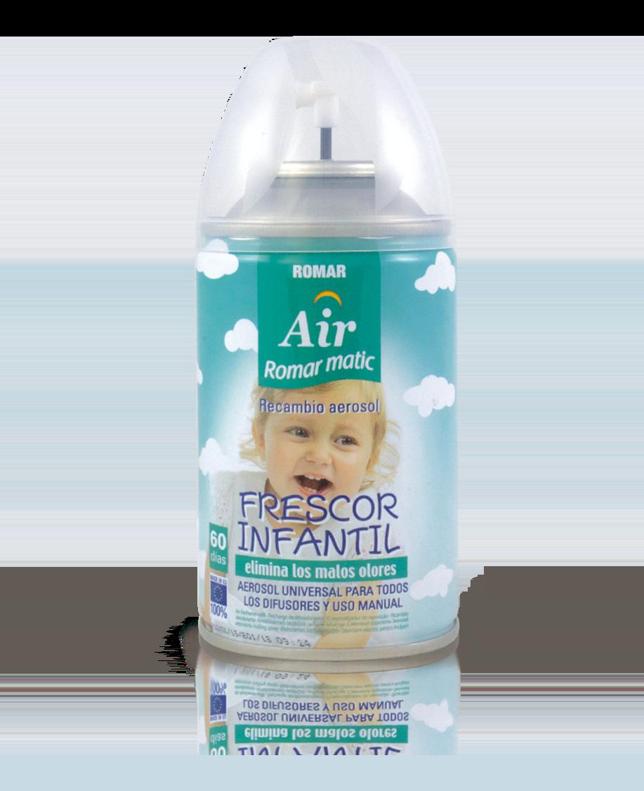 Recambio aerosol automático infantil