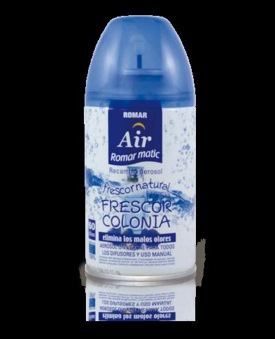 Recambio aerosol automático frescor colonia