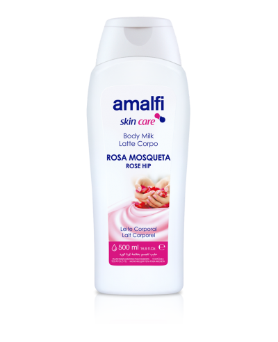 Body milk rosa mosqueta