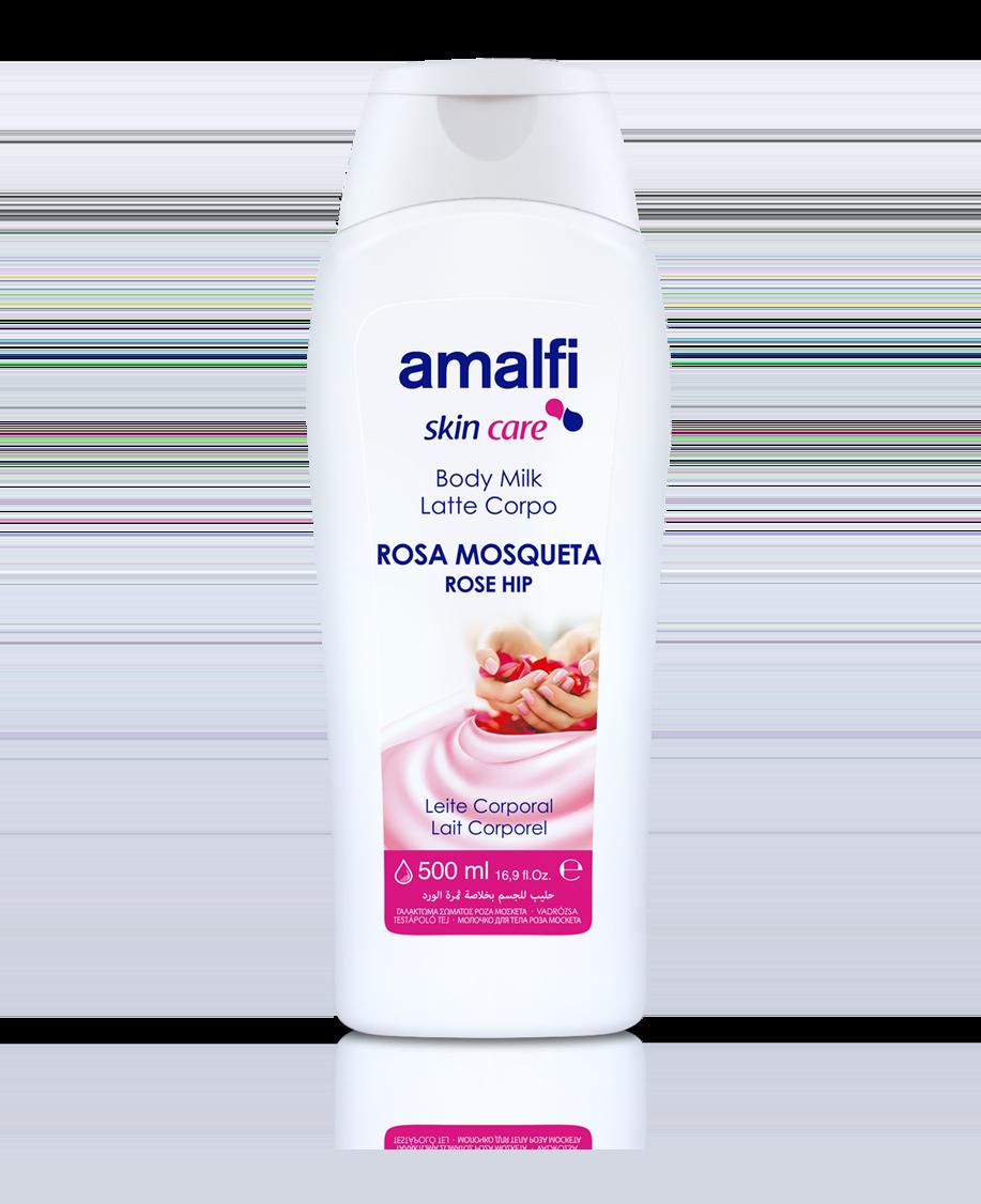 Body milk rosa mosqueta