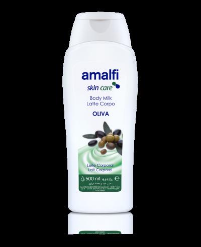Body milk oliva