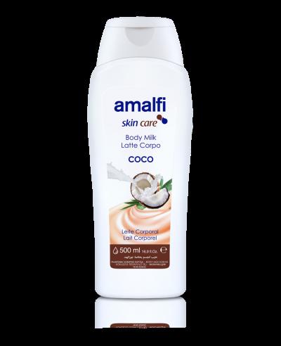 Body milk coco
