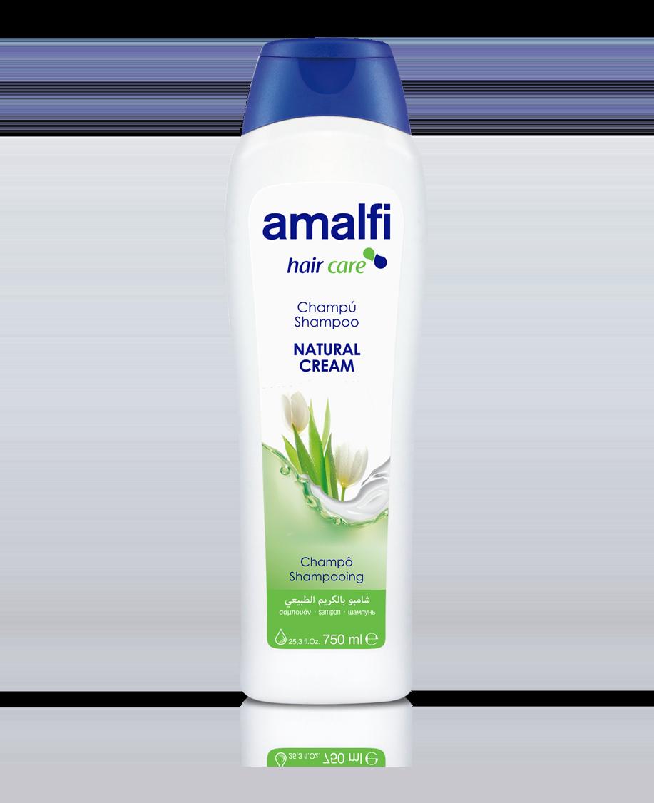 Champú natural cream