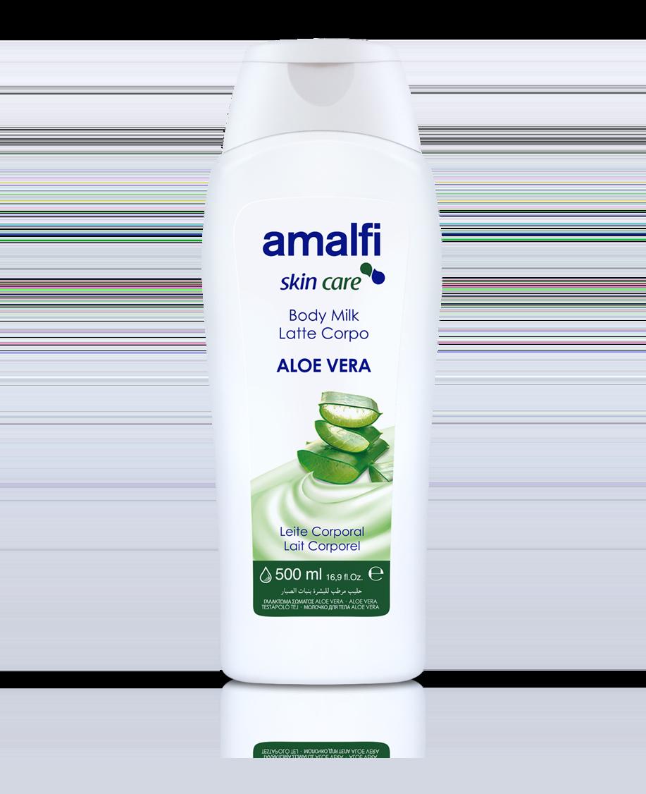 Body milk aloe vera