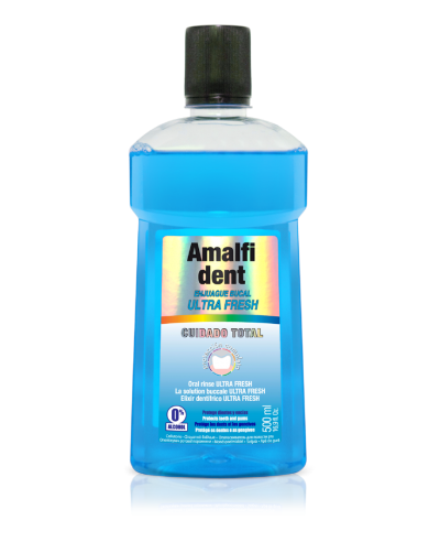 Enjuague bucal ultra fresh