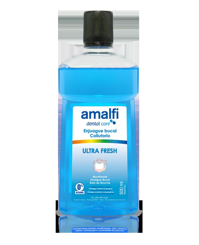 Ultra Fresh Oral Rinse Quimi Romar