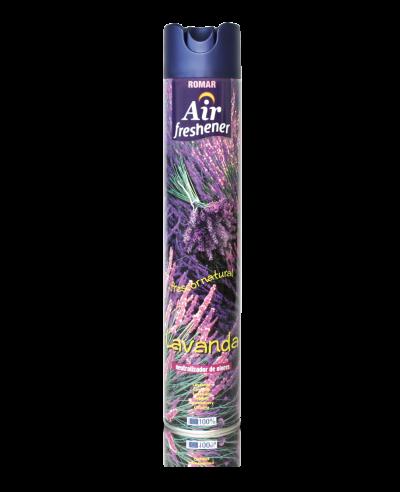 Ambientador spray lavanda