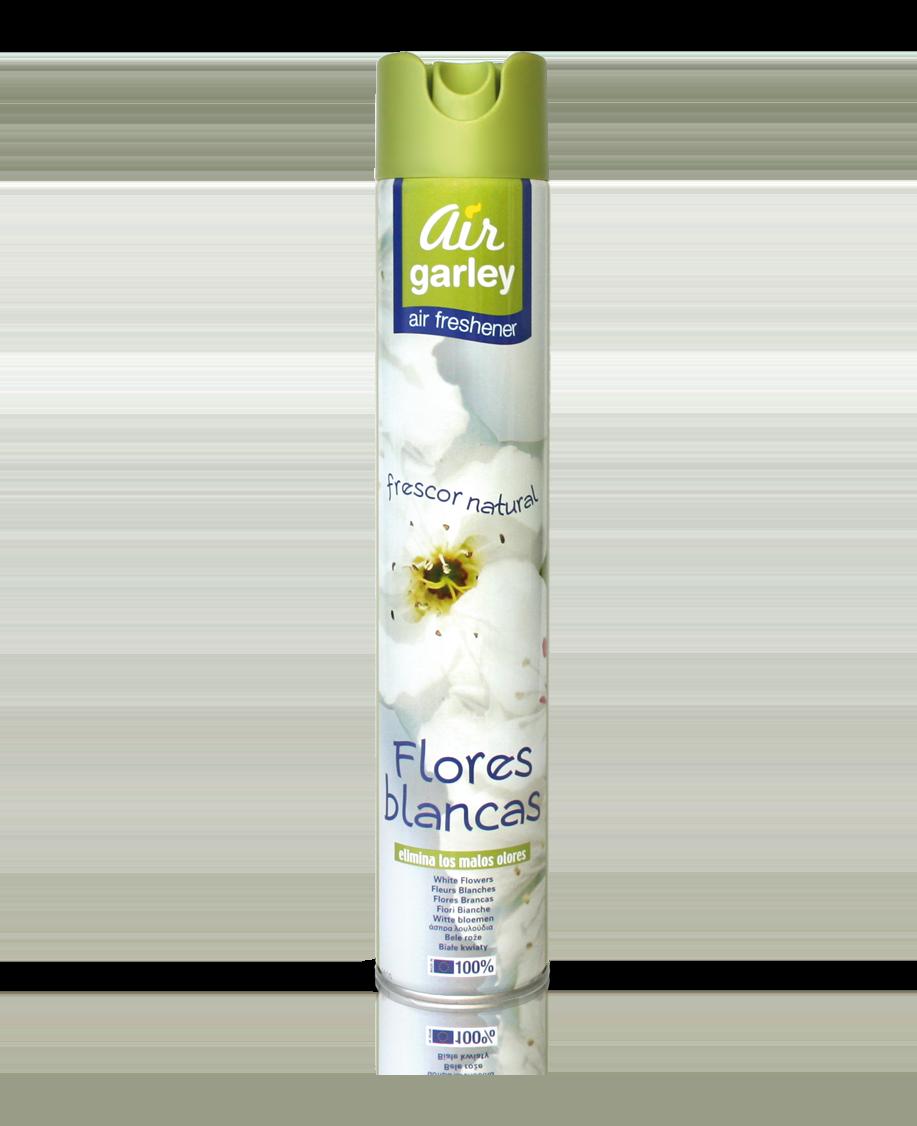 Ambientador spray flores blancas