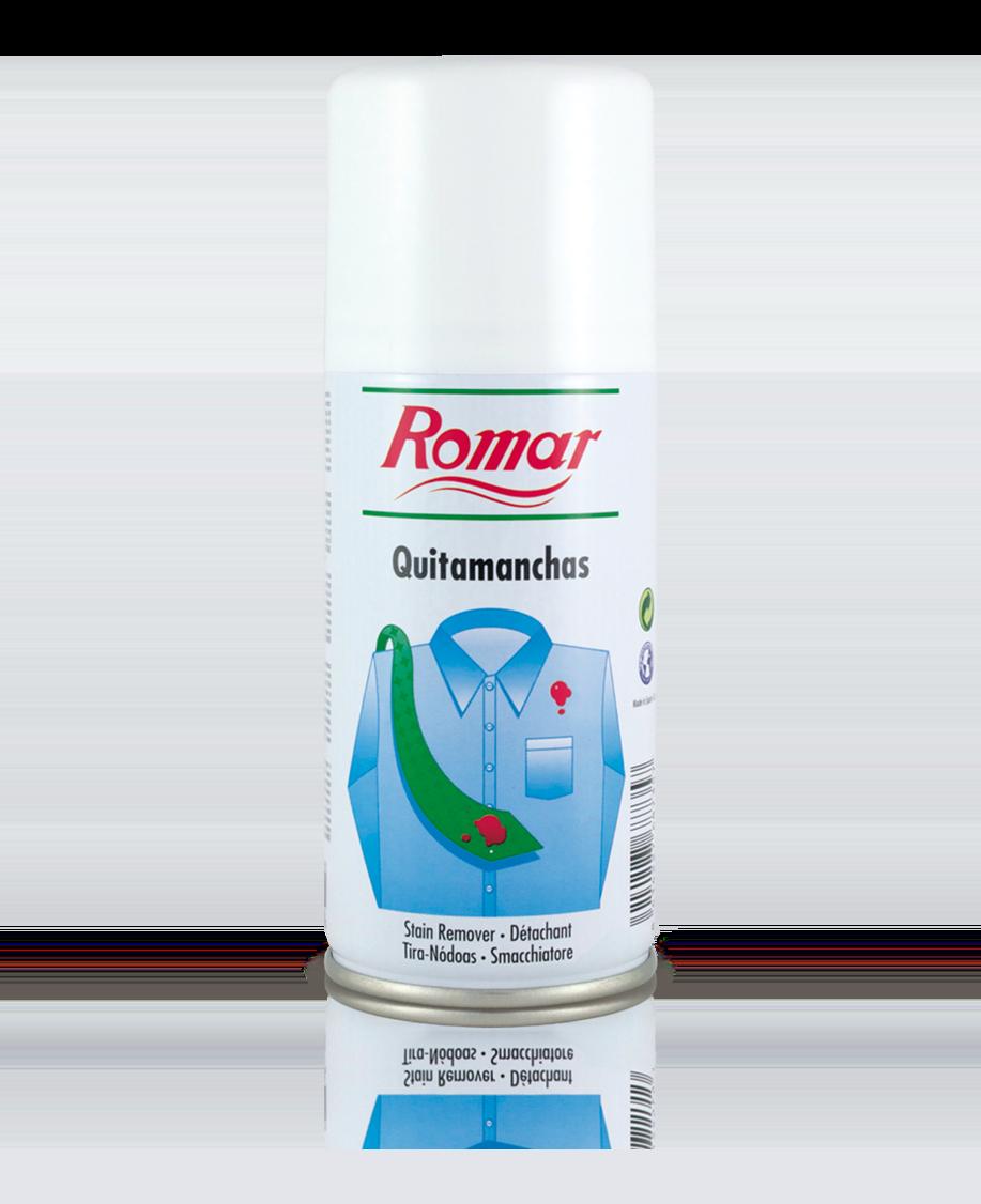 Quitamanchas spray