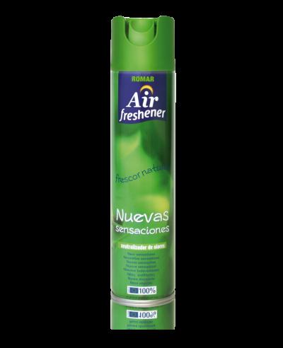 Ambientador spray nuevas sensaciones
