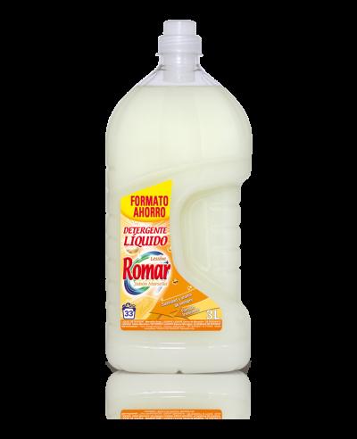 Detergente líquido jabón marsella