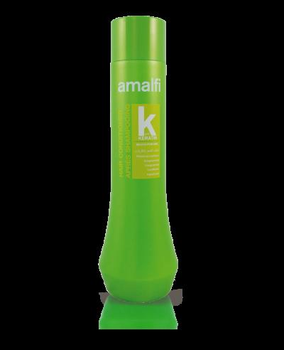 Crema suavizante con keratina - perfume mojito