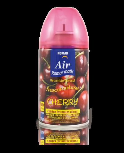 Recambio aerosol automático cherry