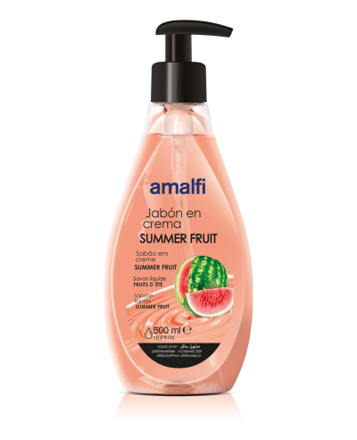Jabón en crema summer fruit