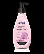 Jabón en crema cherry gum