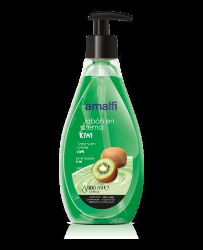 Jabón en crema kiwi