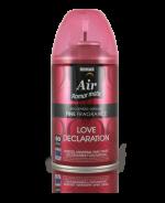Recambio aerosol automático fragrance love declaration