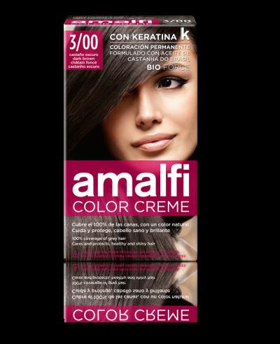 Tinte 3/00 castaño oscuro color creme