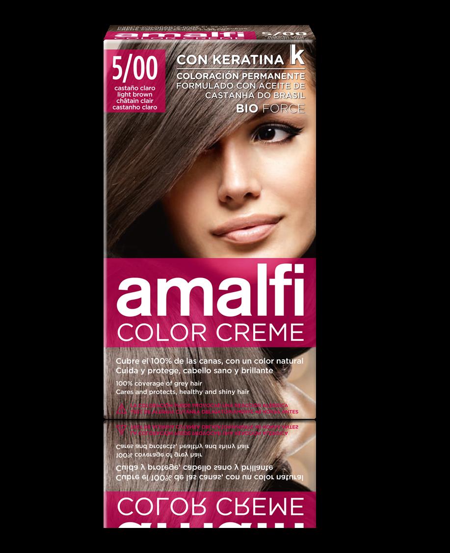 Tinte 5/00 castaño claro color creme