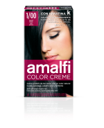 Crema colorante 1/00 negro color creme