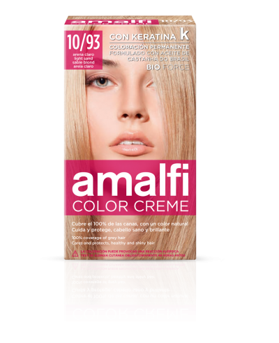 Crema colorante 10/93 arena claro color creme