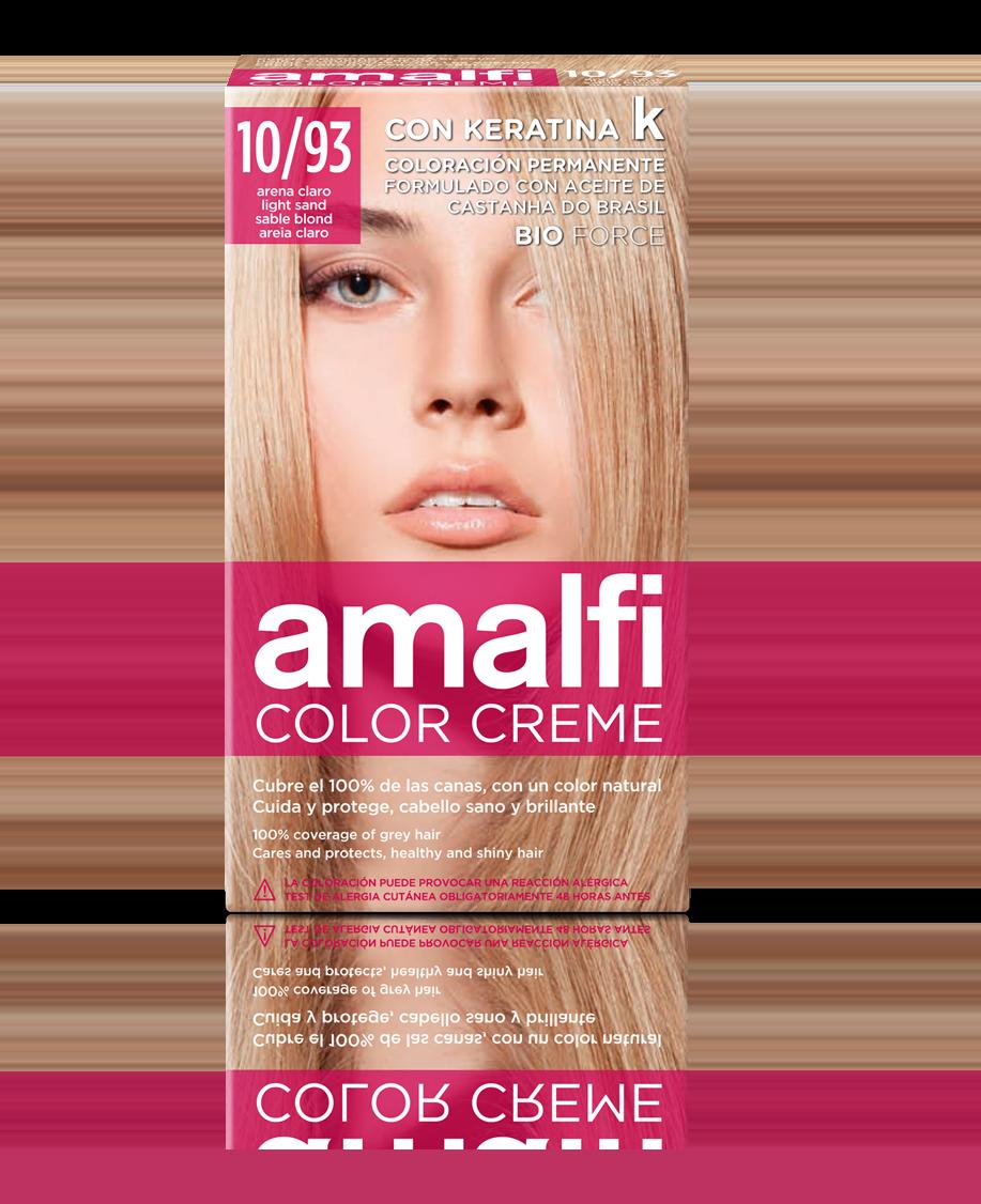 Crema colorante 10/93 arena claro color creme
